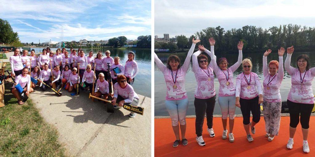 Breast Cancer Survivors Belgrade Euro Cup 2019